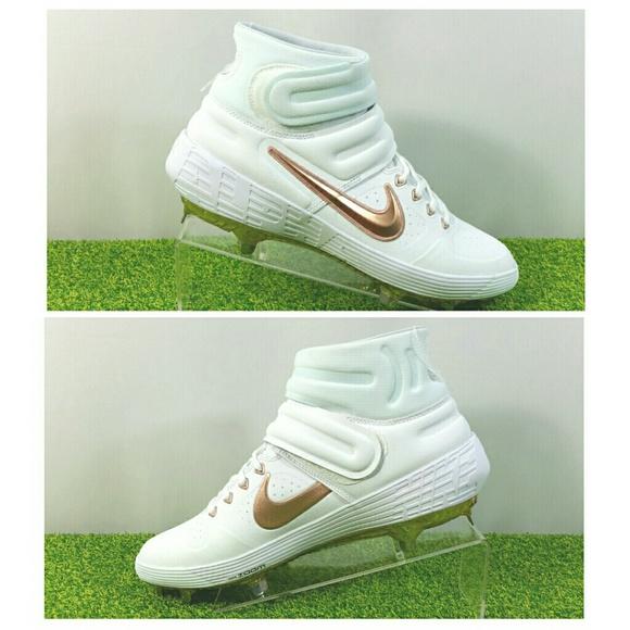 a6f8d195694 NEW Nike Alpha Huarache Elite 2 Baseball Cleats. M 5c9f7db22f48310de9399112